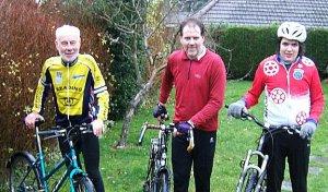 Geoff Mayne; Kevin Mayne; Ben Mayne