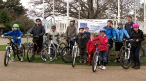 Taunton Bike Club Launch