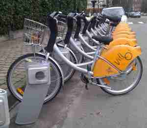 Villo! Brussels Bike Sharing