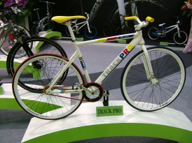 Taipei Cycle Show stand