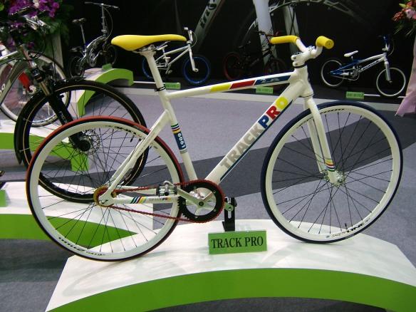 Taipei Cycle Show stand