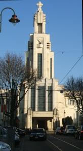 Eglise St Augustin  SaintAugustinuskerk