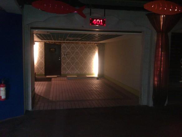 IBIS Hotel Taipei, garage room