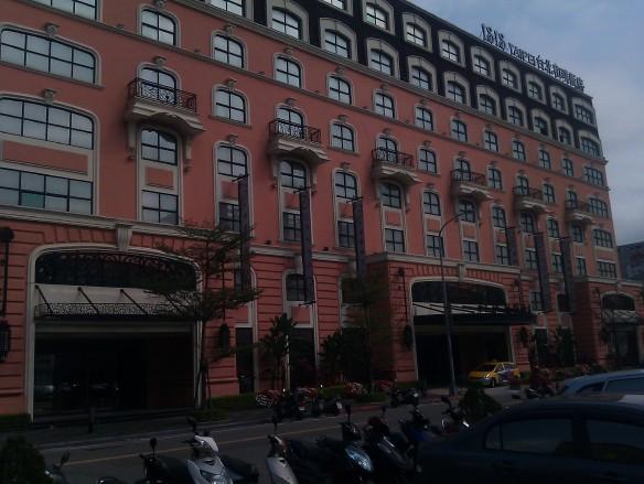 Ibis Hotel, Taipei