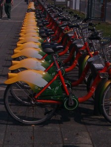 Taipei Bike Share scheme