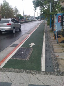 Taipei New Cycle Lane