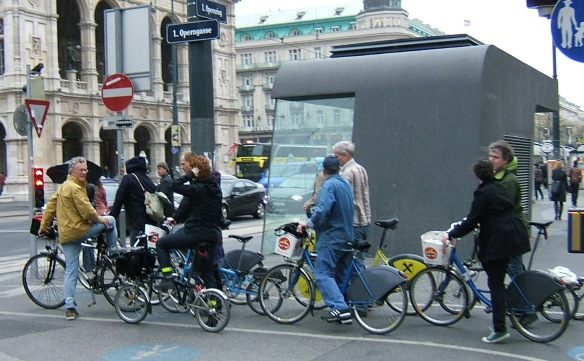 Vienna Tour by Bike