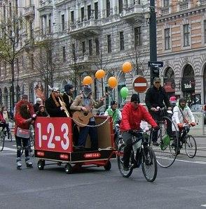 Bikeband RADpaRADe