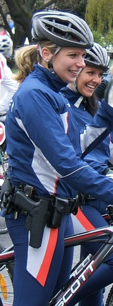 Cycle Police RADpaRADe