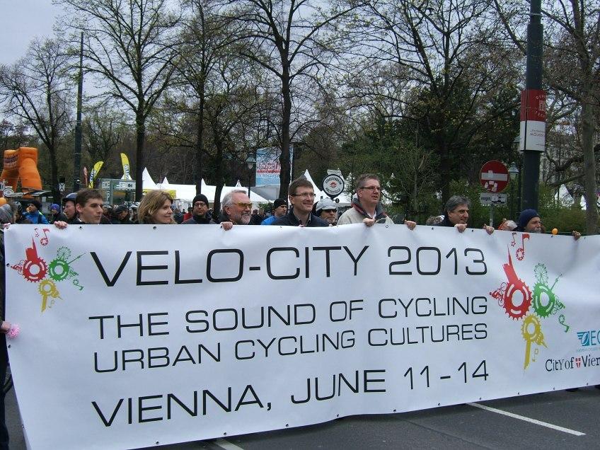 Velo-City 2013 theme