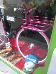 Cargo fixie at Fix Dich
