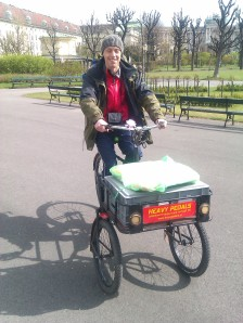 Heavy Lifting Cargo Bikes