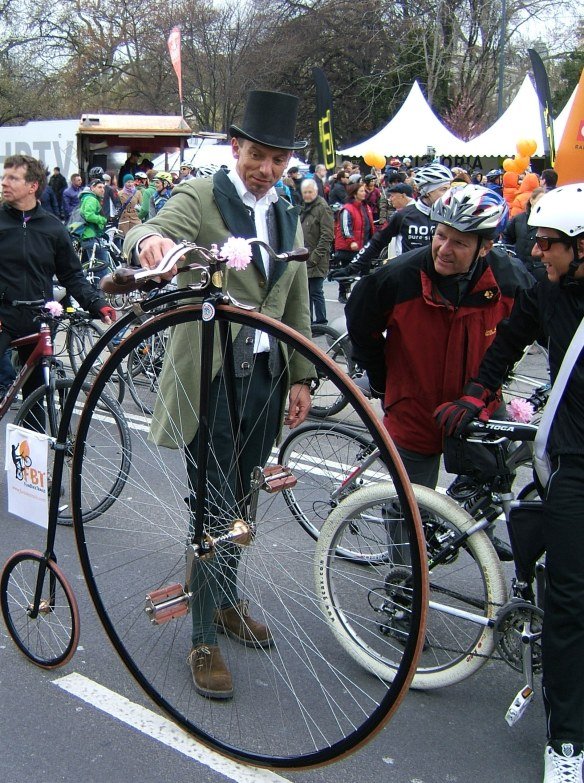 Old Ordinary cycle at RADpaRADe
