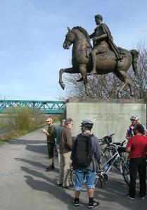 Tulln an der Donau Marcus Aurelius