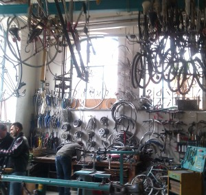 Vienna bike workshop - build your own