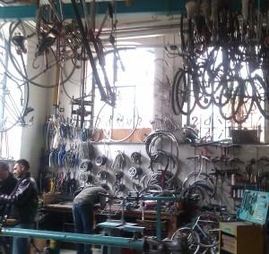 Vienna bike workshop - build your own