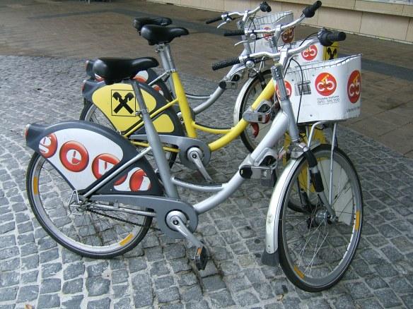 Vienna City Bikes