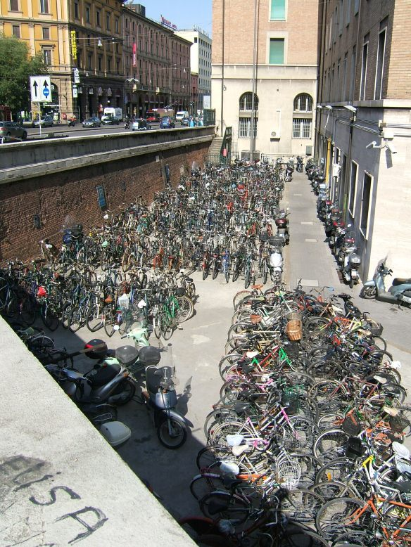 Bologna Station Bike Park