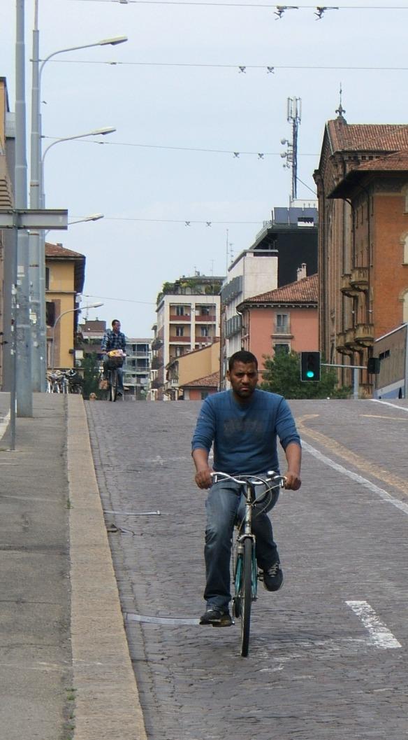 Bologna Cyclist