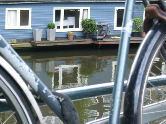 Amsterdam and bikes