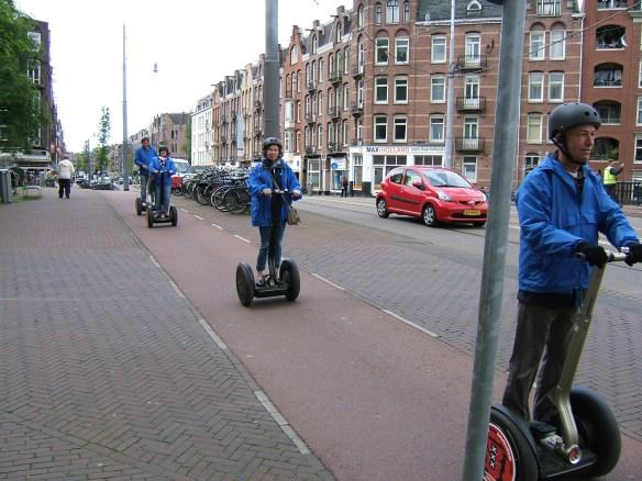 Amsterdam Segway Tour