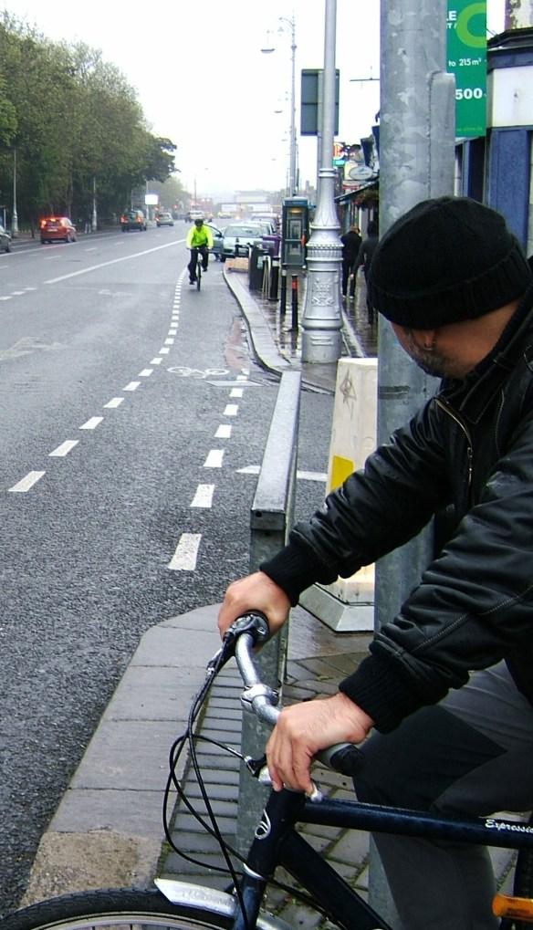 Dublin Cyclist