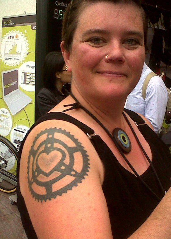 Karly Coleman, Edmonton cycling activist