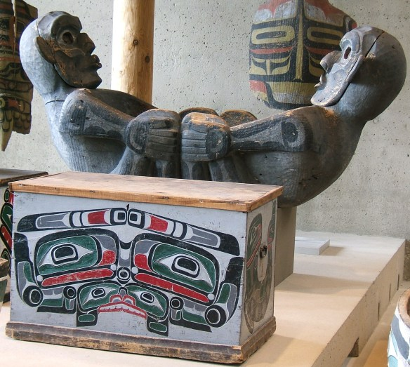 British Columbia Museum of Anthropology exhibit (MOA)