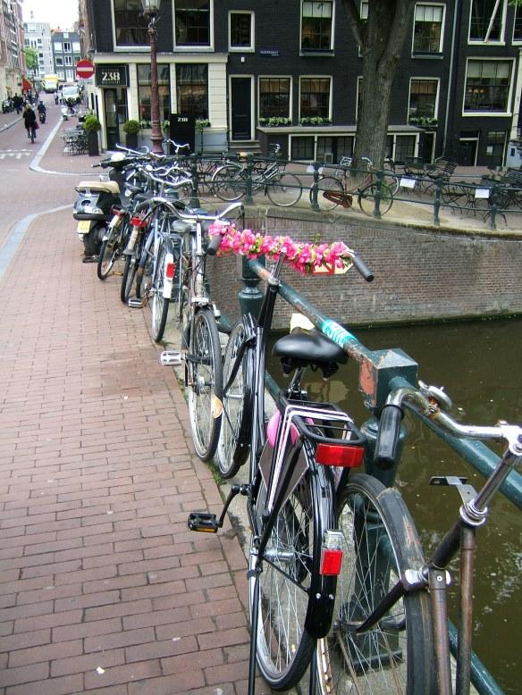 Amsterdam Cycle Parking