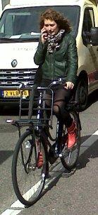Amsterdam Cyclist