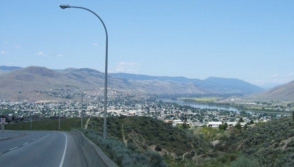 BC Descent to Kamloops