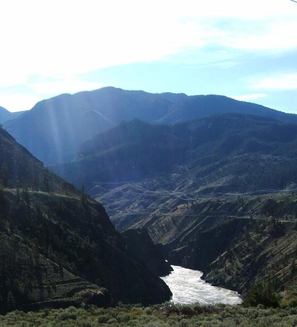 Fraser River Gorge