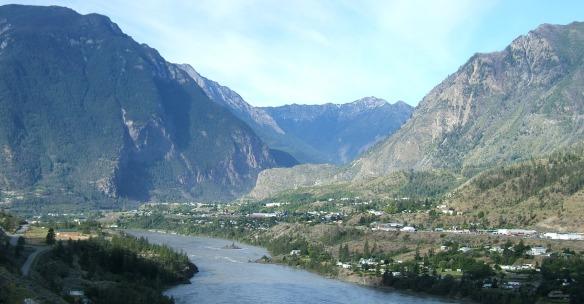 Fraser River Lillooet