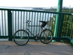 MTB as cycle touring bike