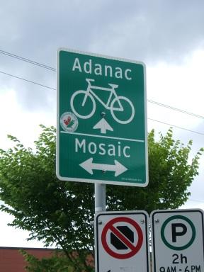 Adanac route