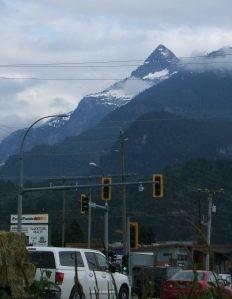 View from Squamish