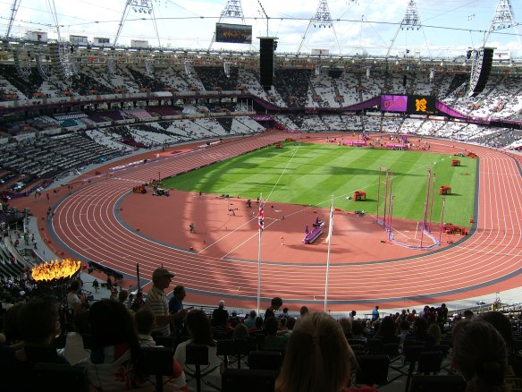 Olympic Stadium London 2012