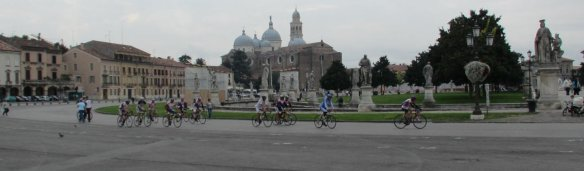 Cycling Club group Padua