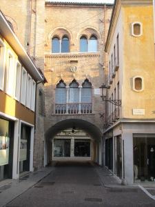 Arch in Padova