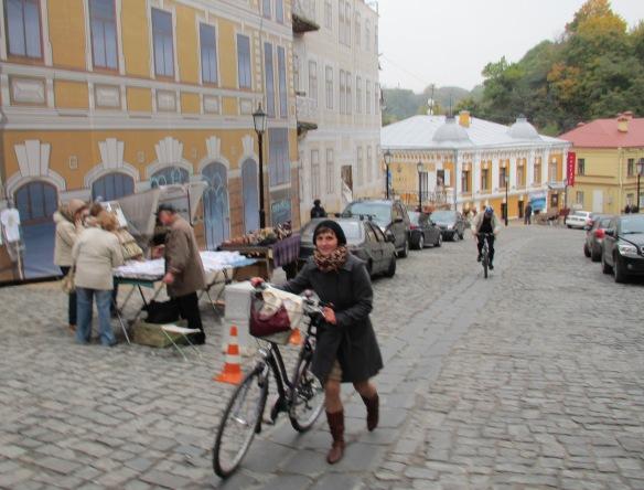 Ira Bondarenko Kiev Cyclists' Association