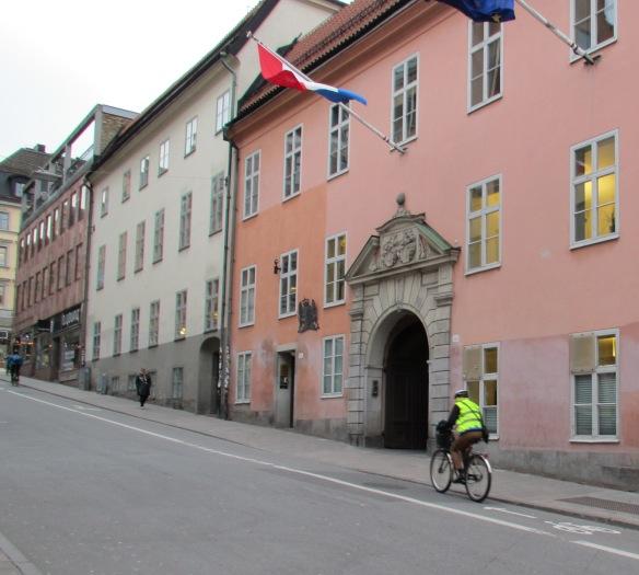 Netherlands Embassy Sweden