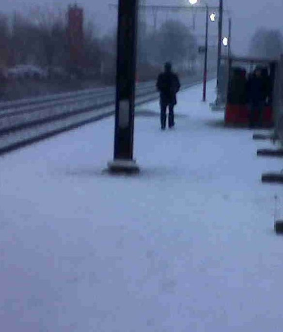 Rixensart station December 2012
