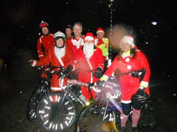 Santa's Cycles Stevenage