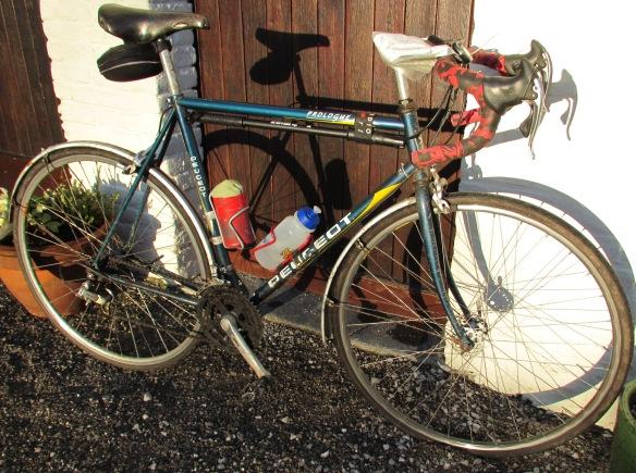 Peugeot Prologue bike