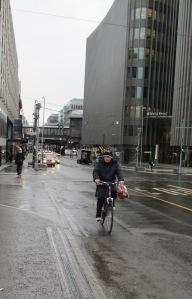 Cyclist Berlin 1