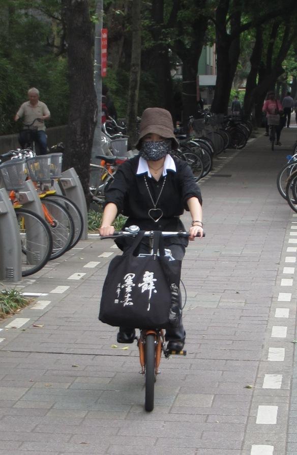 Cyclist Taipei 7