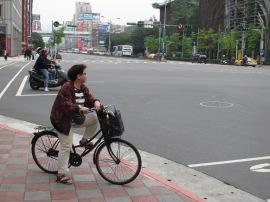 Taiwan cycling