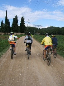 Amer Mountain Bike club, Girona