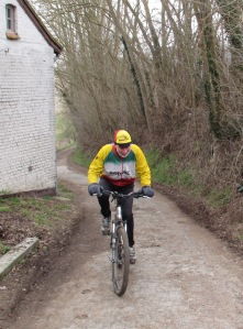 Cycling in Lasne Belgium