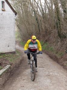 Cycling in Lasne Belgium